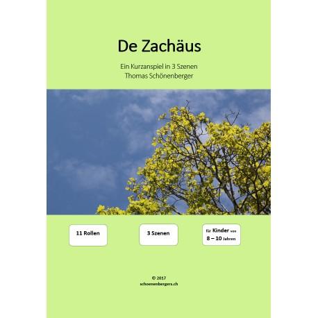 Anspiel zu Zachäus